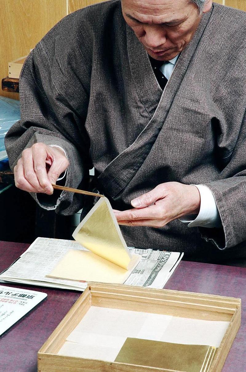 京表具 表具師 Hyogu-craftsmen
